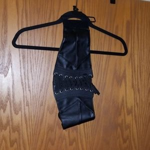 Torrid corset belt